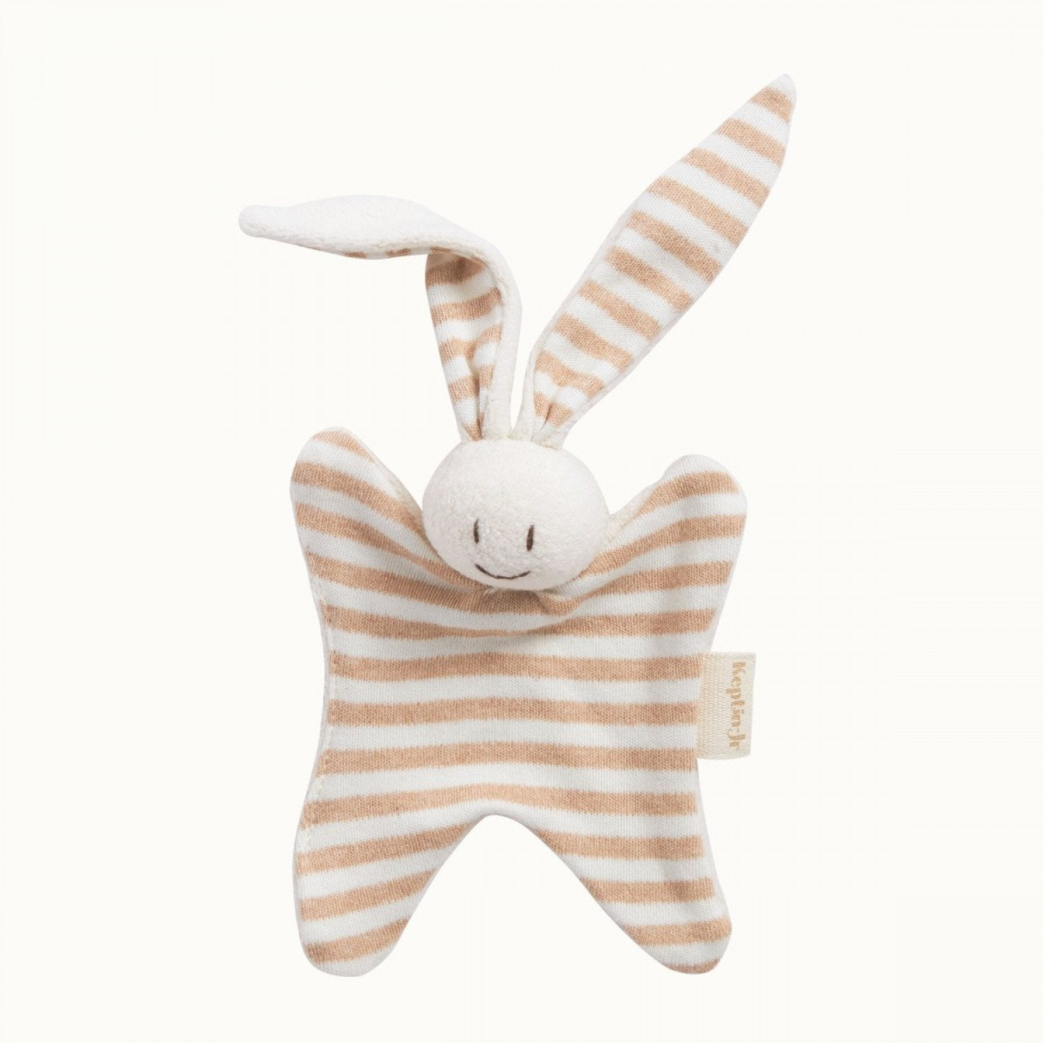 Keptin-Jr Organic Cotton Little Rabby Stripes Comforter - Naked Baby Eco Boutique