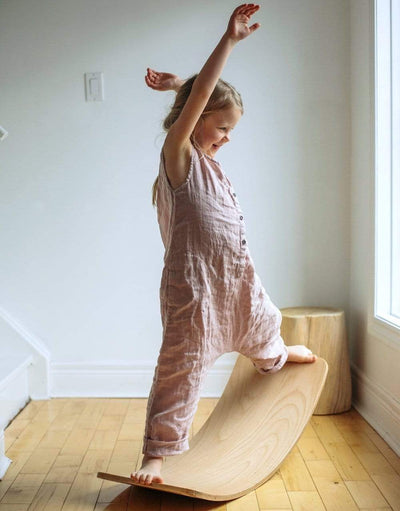 Kinderfeets Balance Board - Naked Baby Eco Boutique