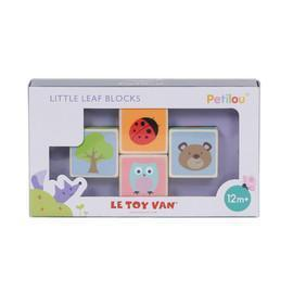 Le Toy Van Little Leaf Blocks - Naked Baby Eco Boutique - New Zealand Eco Friendly Organic Baby Products - 3