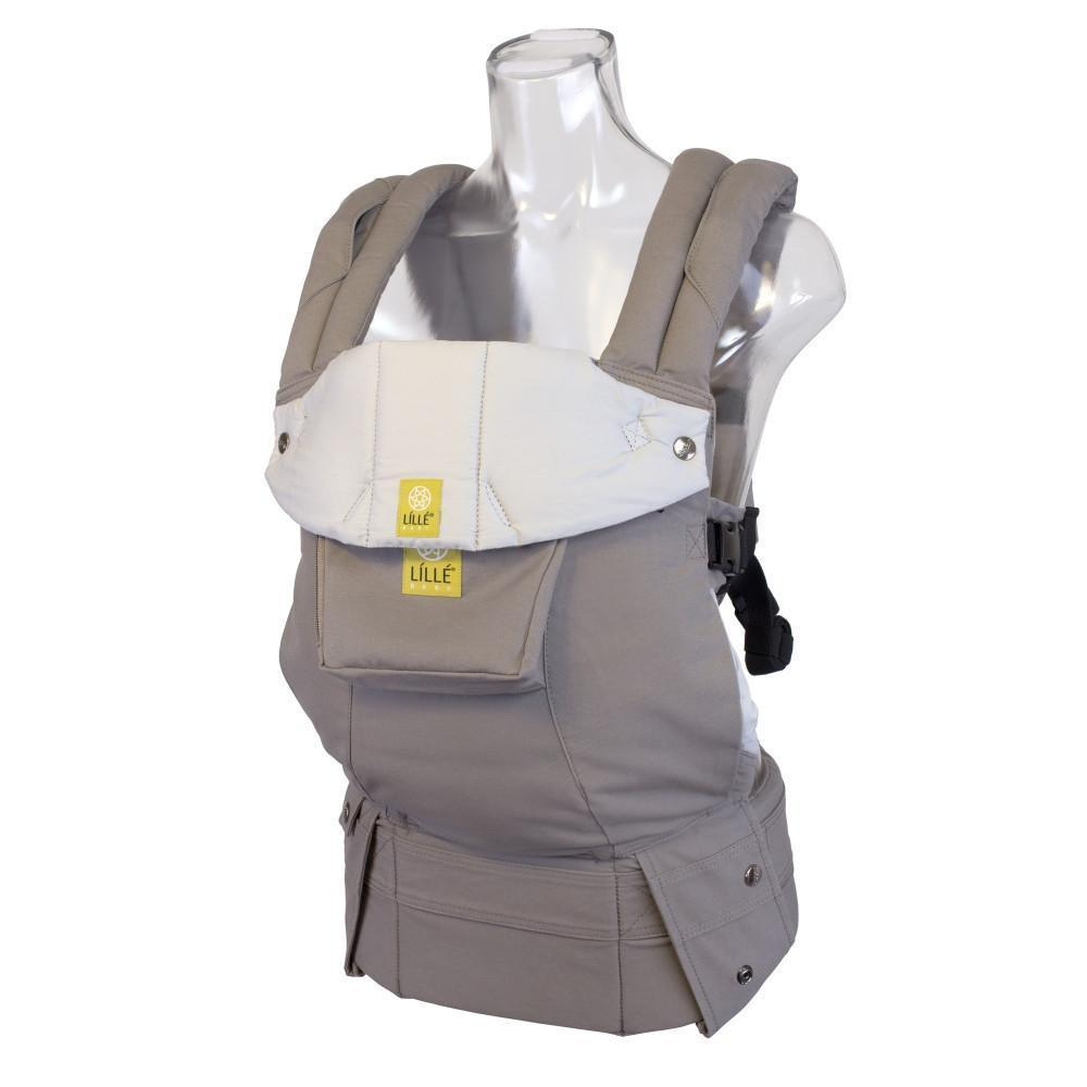 LÍLLÉbaby Complete Original Grey Baby Carrier - Naked Baby Eco Boutique - New Zealand Eco Friendly Organic Baby Products - 1