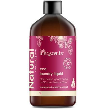 Little Innoscents Eco Laundry Liquid - Naked Baby Eco Boutique