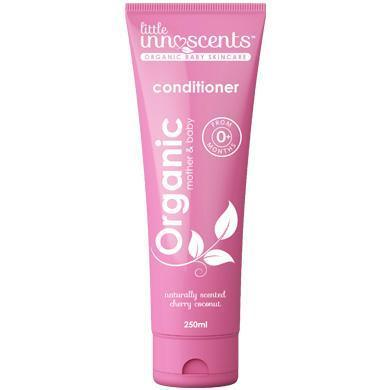 Little Innoscents Organic Cherry Coconut Conditioner - Naked Baby Eco Boutique