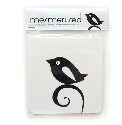 Mesmerised Flash Cards - Naked Baby Eco Boutique