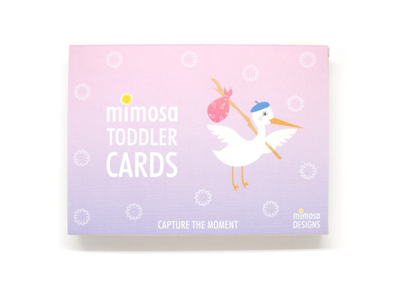 Mimosa Designs Toddler Milestone Cards - Naked Baby Eco Boutique