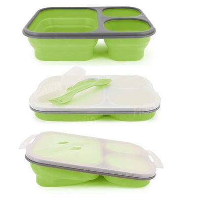 Green Munch Bento Boxes - Naked Baby Eco Boutique