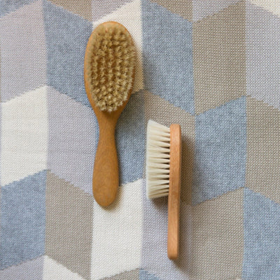 Nature Baby Baby Hair Brush - Naked Baby Eco Boutique