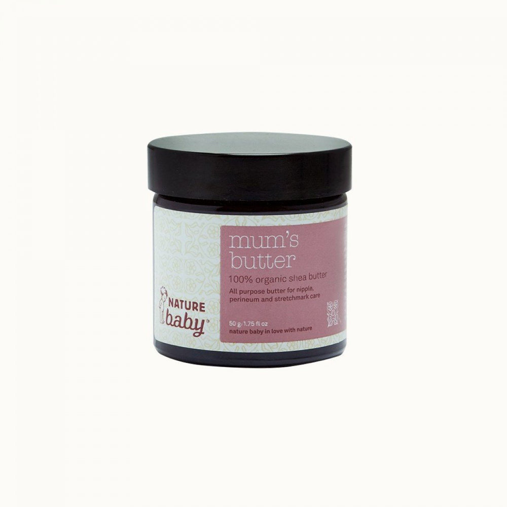 Nature Baby Mum's Butter - Naked Baby Eco Boutique - New Zealand Eco Friendly Organic Baby Products