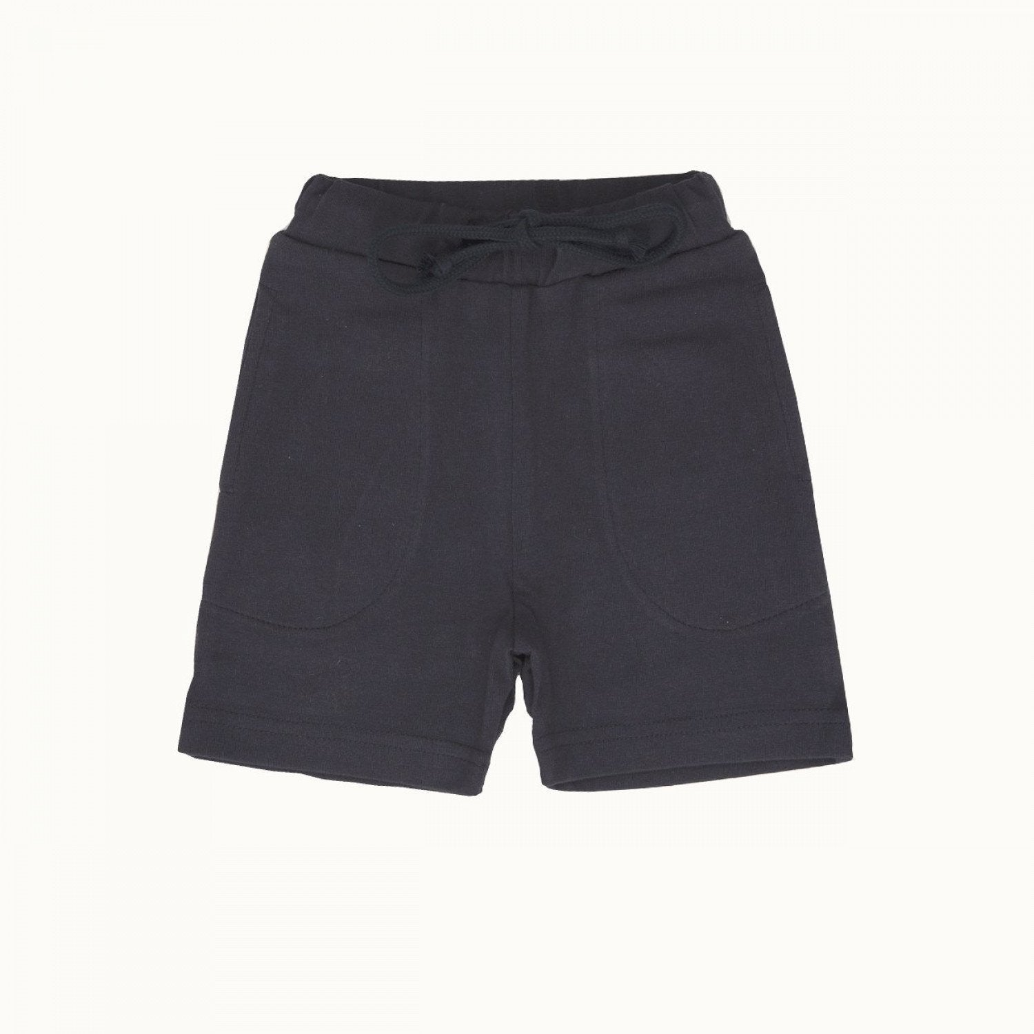 Navy / 1 Year Nature Baby Organic Cotton Jimmy Shorts (Multiple Variants) - Naked Baby Eco Boutique