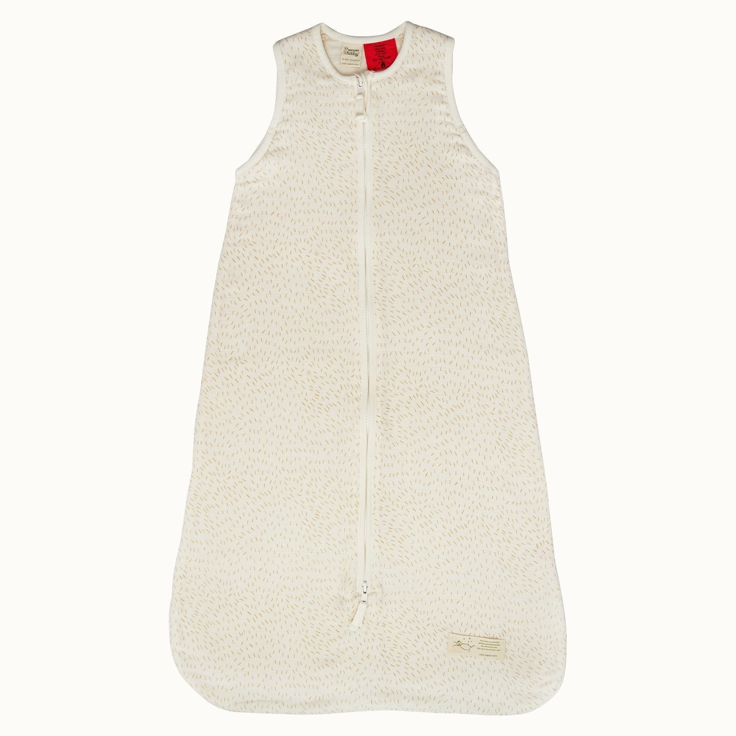 Dash Nature Baby Organic Muslin Sleeping Bag (Multiple Variants) - Naked Baby Eco Boutique