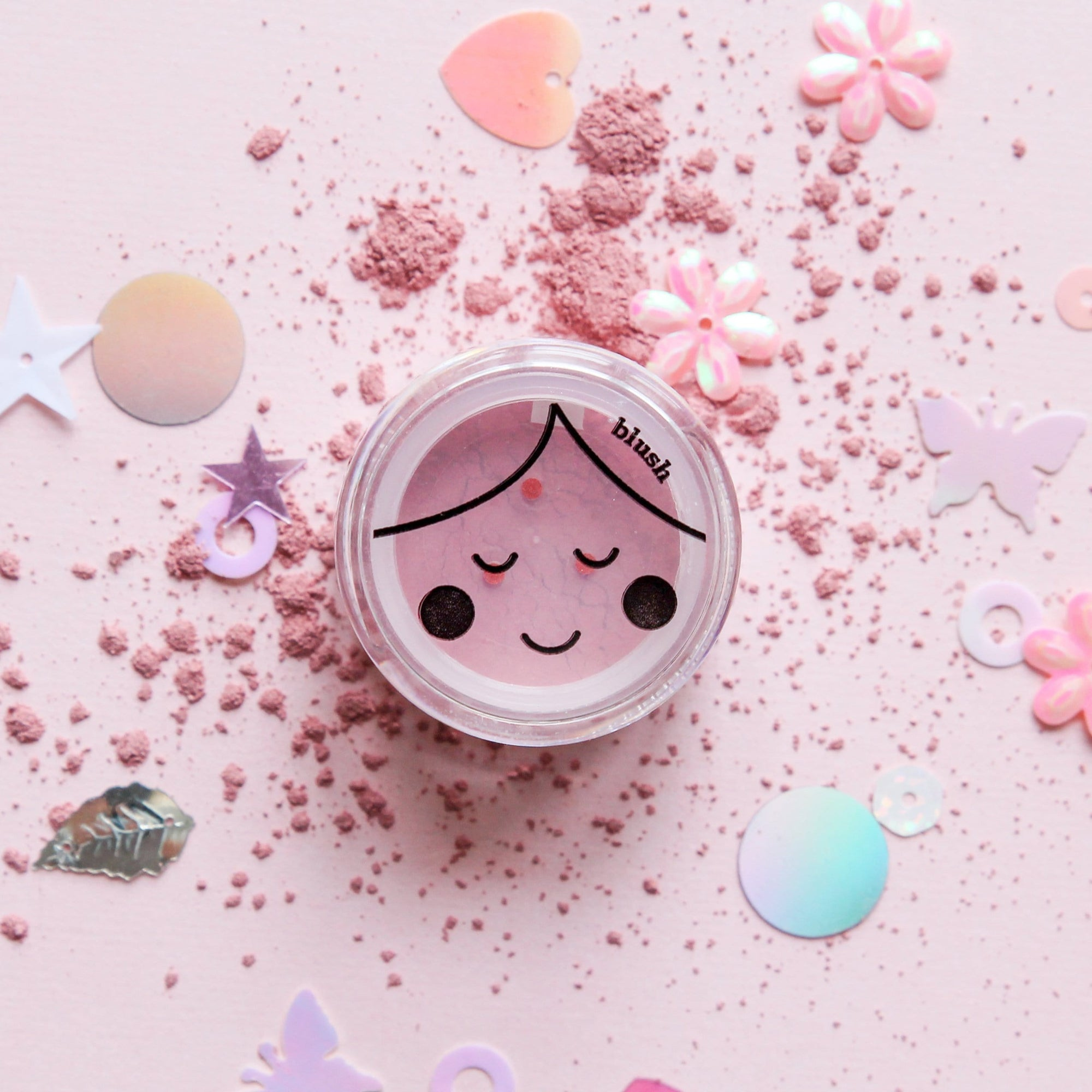 No Nasties Dusty Pink Blush - Naked Baby Eco Boutique