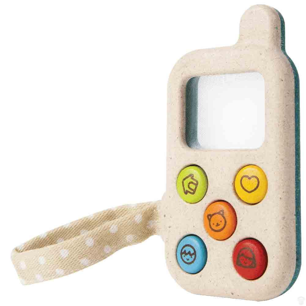 Plan Toys My First Phone - Naked Baby Eco Boutique