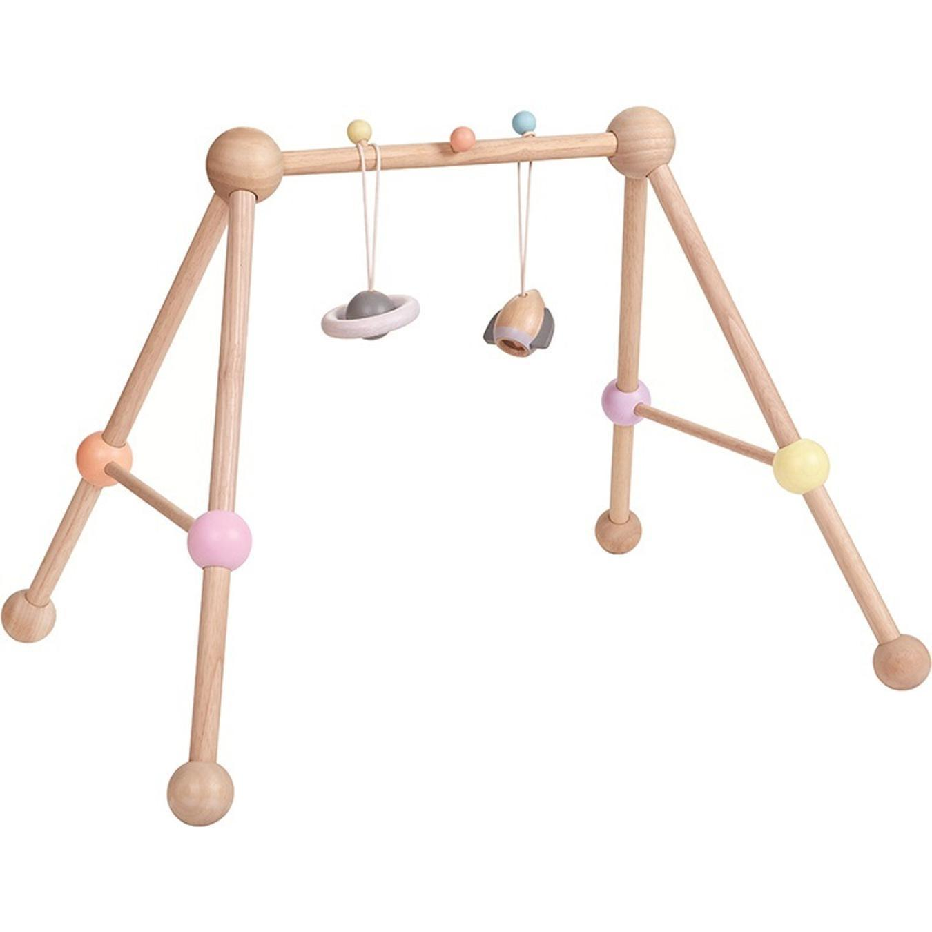 Plan Toys Wooden Baby Play Gym - Naked Baby Eco Boutique