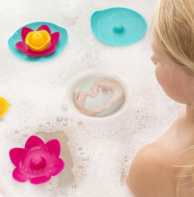 Quut Lili Floating Flower Set - Naked Baby Eco Boutique