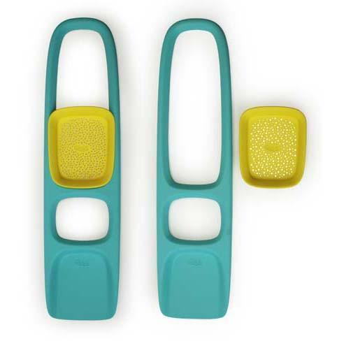 Lagoon Green/Mellow Yellow Quut Scoppi Spade - Naked Baby Eco Boutique