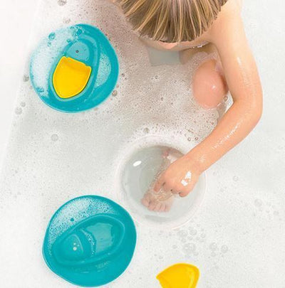 Quut Sloopi Bath Boat - Naked Baby Eco Boutique