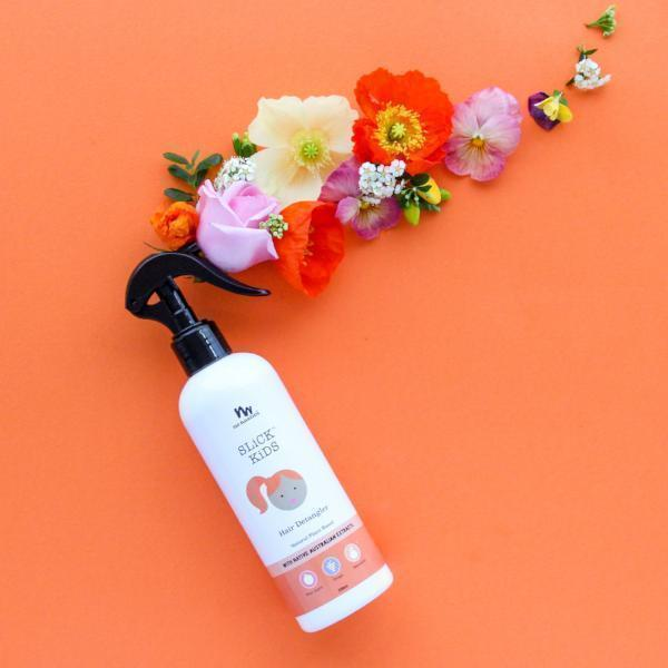 SLiCK KiDS All Natural Hair Detangler - Naked Baby Eco Boutique