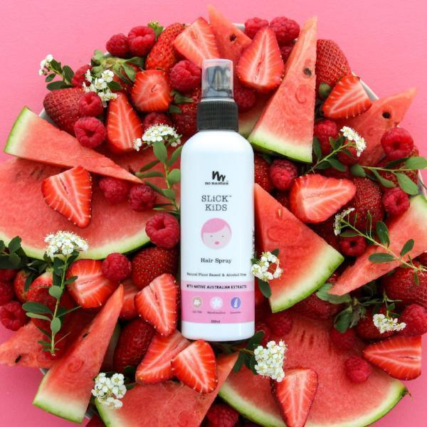 SLiCK KiDS All Natural Hairspray - Naked Baby Eco Boutique