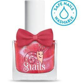 Ballerine Snails Non-Toxic Washable Natural Nail Polish - Naked Baby Eco Boutique