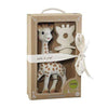 Sophie the Giraffe and So'Pure Natural Teether Set - Naked Baby Eco Boutique