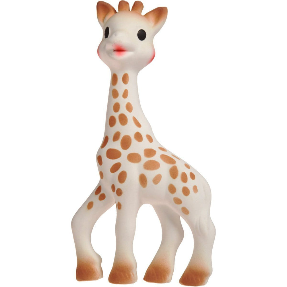 Sophie the Giraffe and So'Pure Natural Teether Set - Naked Baby Eco Boutique - New Zealand Eco Friendly Organic Baby Products - 1