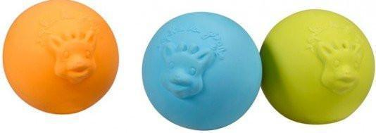 Sophie the Giraffe So'Pure Balls - Naked Baby Eco Boutique - New Zealand Eco Friendly Organic Baby Products - 1