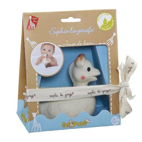 Sophie the Giraffe So'Pure Bath Toy - Naked Baby Eco Boutique