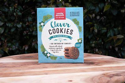 Totally Devoted Clever Cookies - Naked Baby Eco Boutique