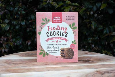 Totally Devoted Feeding Cookies with Chocolate Chips - Naked Baby Eco Boutique