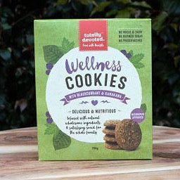 Totally Devoted Wellness Cookies - Naked Baby Eco Boutique - New Zealand Eco Friendly Organic Baby Products