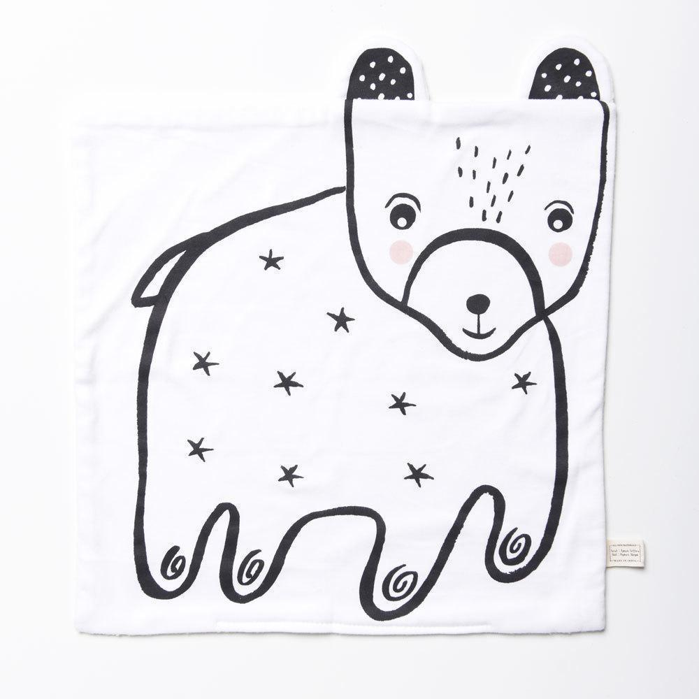Wee Gallery Organic Cotton Snuggle Blanket - Naked Baby Eco Boutique