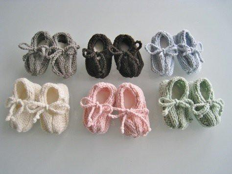 Weebits Little Loafers - Naked Baby Eco Boutique - New Zealand Eco Friendly Organic Baby Products - 1