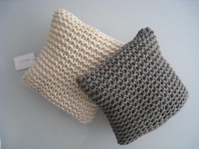 Mushroom Weebits Nursery Cushions - Naked Baby Eco Boutique