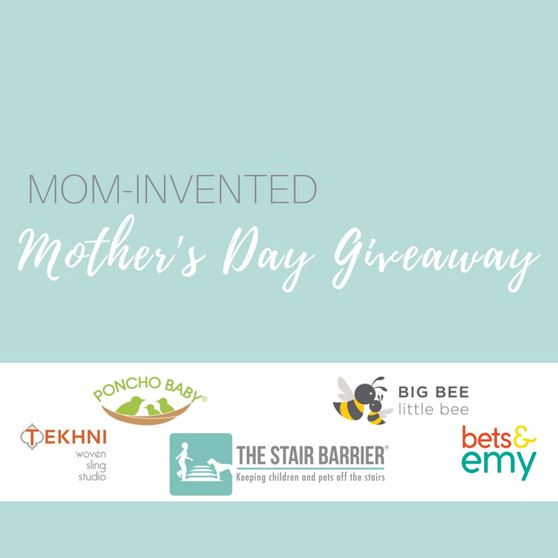 Mom-Invented Mother's Day Giveaway