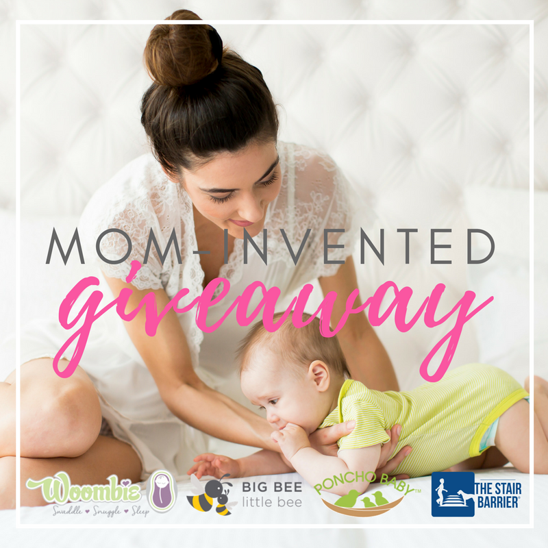 Giveaway: Must-Have Baby Products, Conceived and Created by Moms
