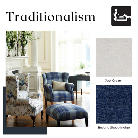 traditionalism in decor