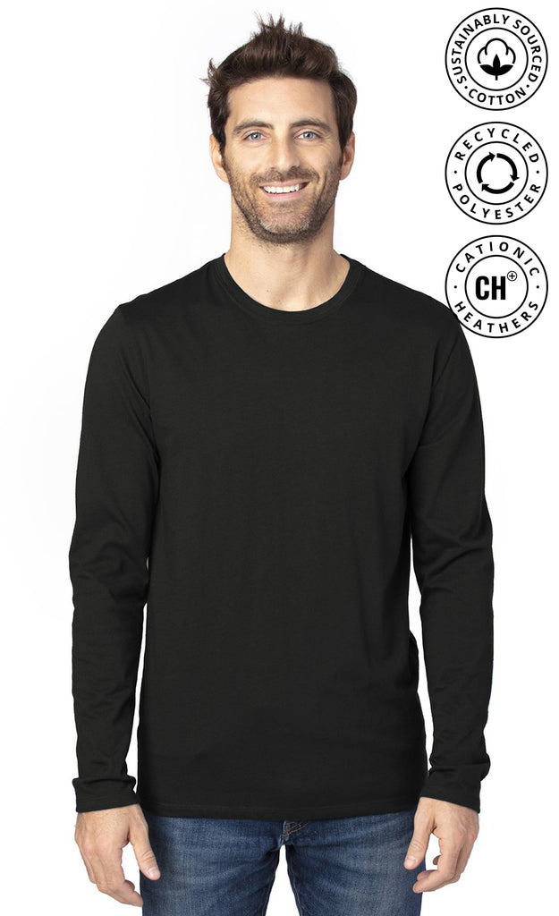 100LS • Unisex Ultimate Long-Sleeve Tee