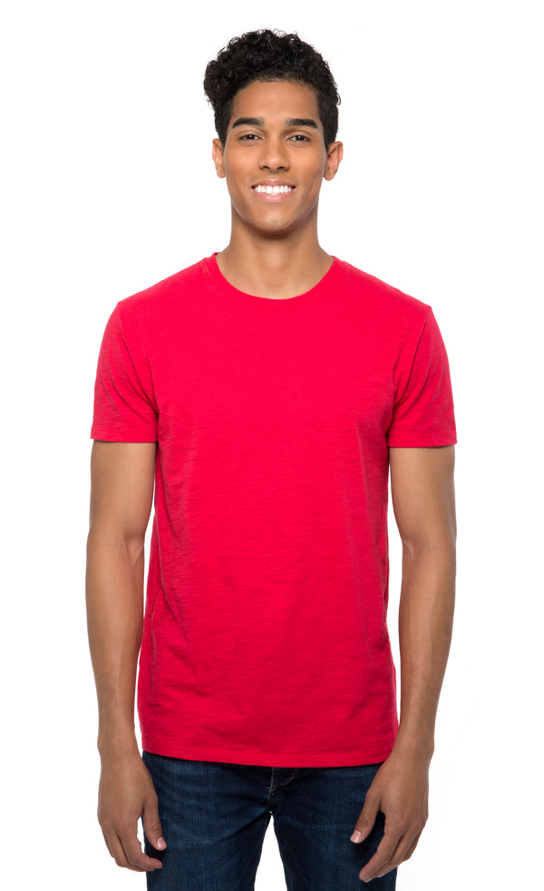 101A • Mens Slub Jersey Short-Sleeve Tee