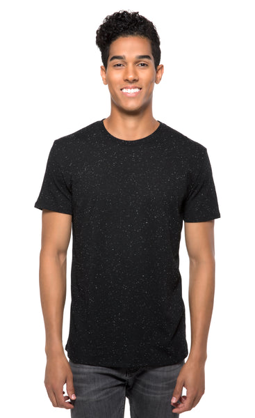 103A • Mens Triblend Fleck Short-Sleeve Tee
