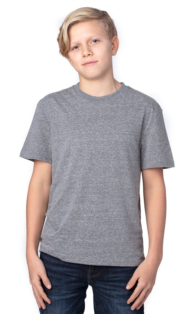 602A • Youth Triblend Short-Sleeve Tee