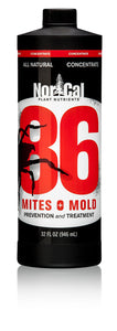 86 Mites and MoldNorCal Plant Nutrients  32 oz Concentrate (Makes 5 Quarts)