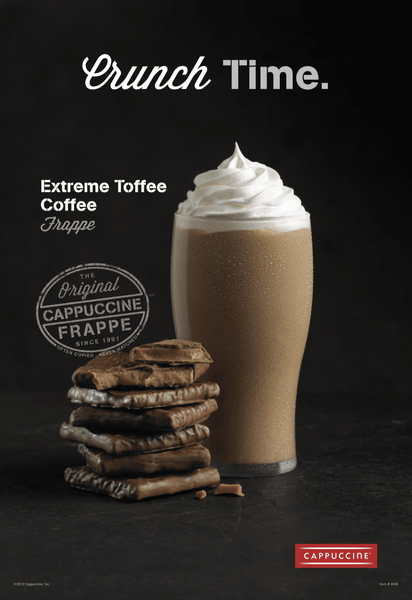 Extreme Toffee Coffee