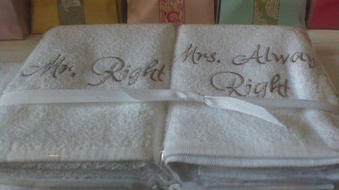 Handtowel Set of 2