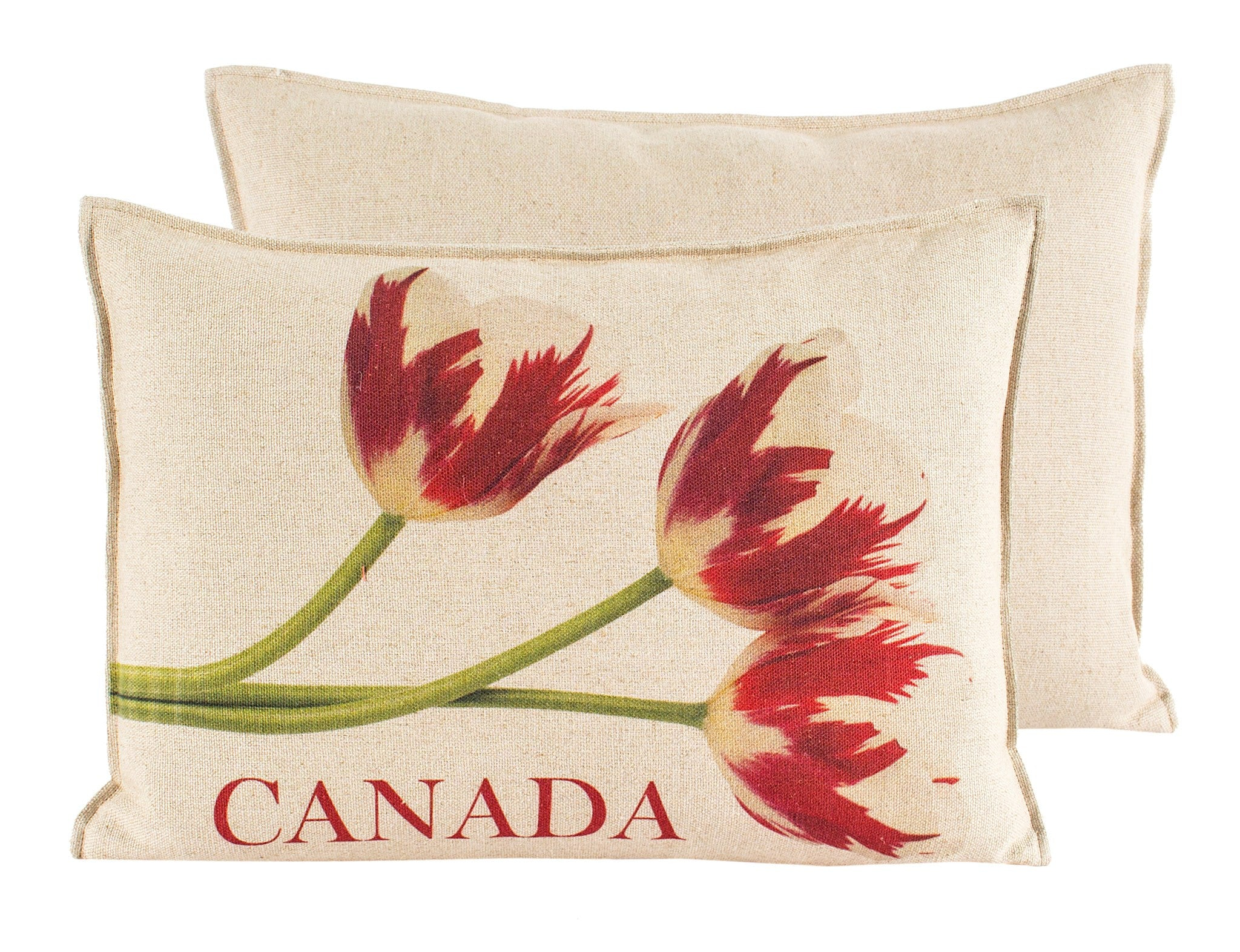 A Canadian Pillow with a Story