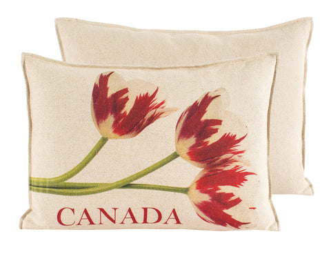 A Canadian Cushion with a Story