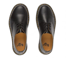 Load image into Gallery viewer, DR MARTENS | 1461 DMC 3-EYE SHOE | BLACK SMOOTH