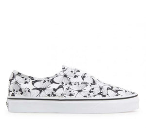 VANS | AUTHENTIC (BUTTERFLY) TRUE | WHITE / BLACK