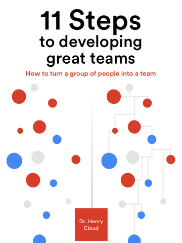 11 Steps to Developing a Great Team