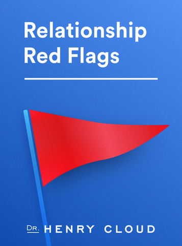 Relationship Red Flags - In Life - For Couples