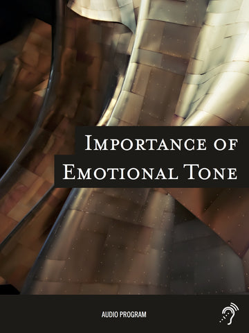 Importance of Emotional Tone