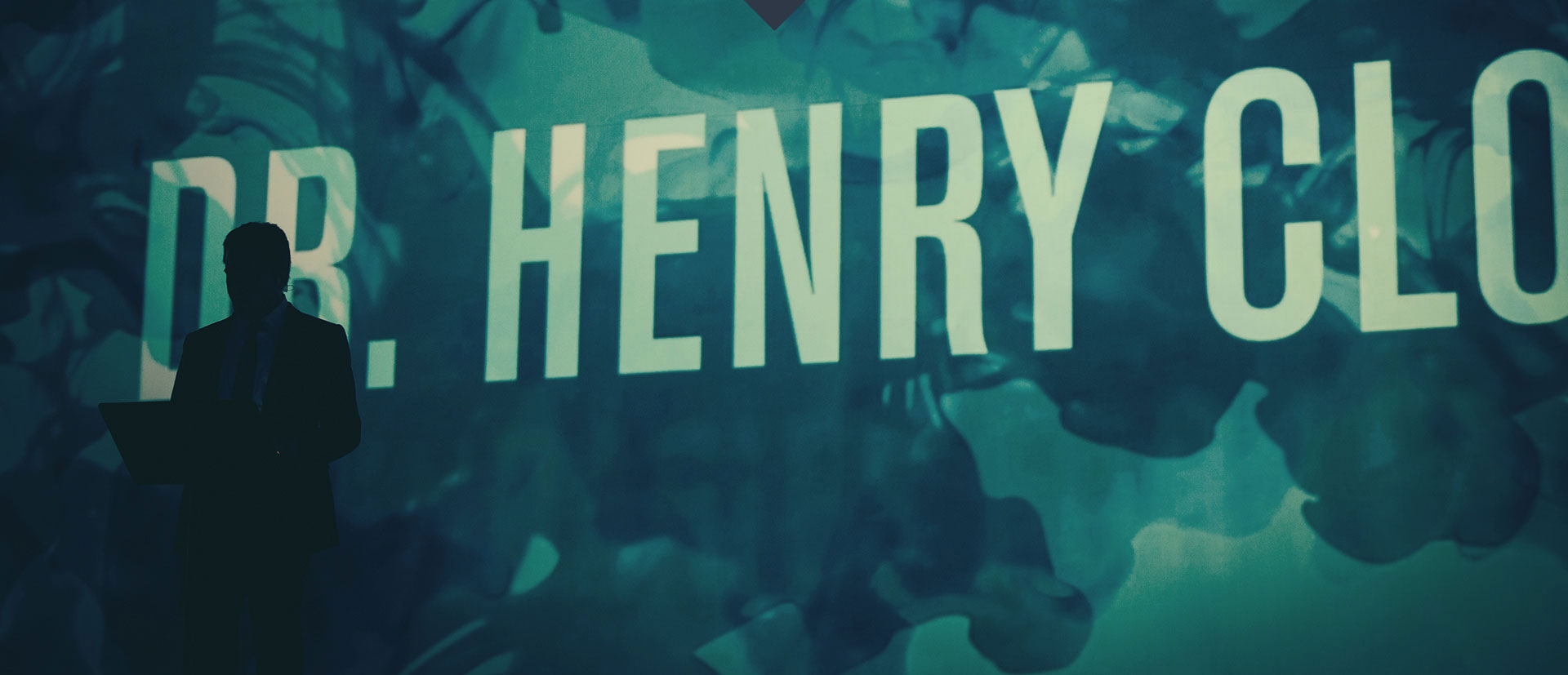 Dr. Henry Cloud silhouette